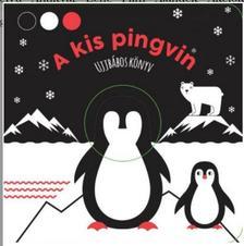 A kis pingvin Ujjbábos könyv