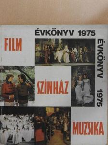 Ábel Péter - Film-Színház-Muzsika Évkönyv 1975. [antikvár]