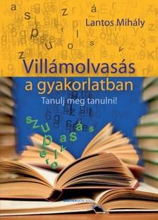Lantos Mihály - Villámolvasás a gyakorlatban - Tanulj meg tanulni [eKönyv: epub, mobi]