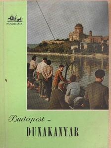 Pethő Tibor - Budapest-Dunakanyar [antikvár]