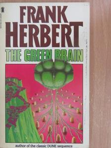 Frank Herbert - The Green Brain [antikvár]