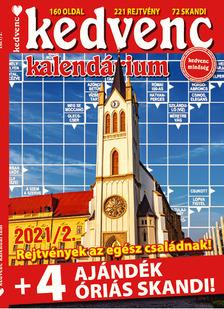 Kedvenc Kalendárium 2021/2