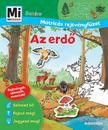 Mi MICSODA Junior Matricás rejtvényfüzet Az erdő