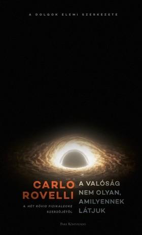 Carlo Rovelli - A valóság nem olyan, amilyennek látjuk [eKönyv: epub, mobi]