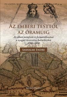 Sashalmi Endre - Az emberi testtől az óraműig [eKönyv: pdf]