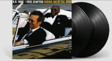 B.B.KING & ERIC CLAPTON - RIDING WITH THE KING 2LP B.B.KING & ERIC CLAPTON