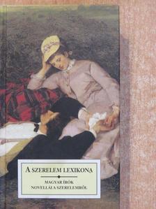 Ady Endre - A szerelem lexikona [antikvár]