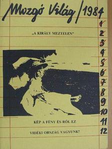 Balázs István - Mozgó Világ 1984. október [antikvár]