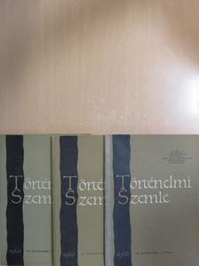 Bogdán István - Történelmi Szemle 1960/1-4. [antikvár]