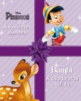 Disney karácsonyi mesék: Pinokkió / Bambi