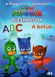 A Peppa malac alkotóitól: Pizsihősök - A, B, C... - A betűk