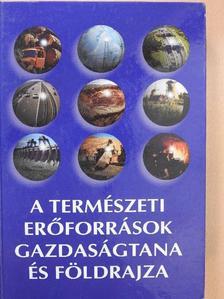 Békési László - A természeti erőforrások gazdaságtana és földrajza [antikvár]