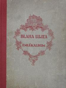 Balassa József - Blaha Lujza emlékalbum [antikvár]
