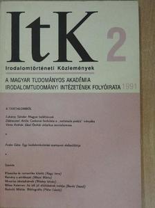 Andor Csaba - Irodalomtörténeti Közlemények 1991/2. [antikvár]