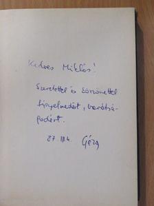Bálint Péter - Küszöbök (dedikált példány) [antikvár]