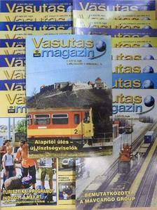 Imre Lászlóné - Vasutas Magazin 2005. (nem teljes évfolyam) [antikvár]