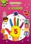 Lépésről lépésre matricás könyv - A számok5-6 éveseknek - 60 matricával