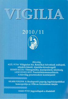 Lukács László - Vigilia 2010/11 [antikvár]