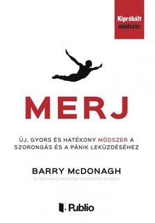 MCDONAGH, MARTIN - MERJ [eKönyv: epub, mobi]