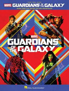 MARVEL'S GUARDIANS OF THE GALAXY - MUSIC FROM THE MOTION PICTURE DOUNDTRACK - PIANO,VOCAL,GUITAR