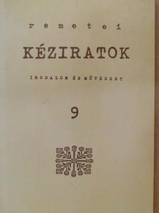 Andréi Zlátescu - Remetei kéziratok 1993/2. [antikvár]