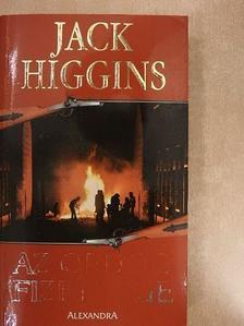 Jack Higgins - Az ördög fizetsége [antikvár]