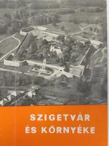 Molnár Imre - Szigetvár és környéke [antikvár]