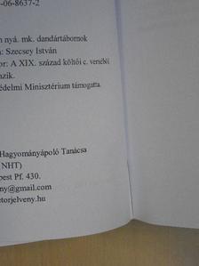 """Bokodi-Oláh Gergely - """"A néppel tűzön-vízen át!"""" - Nemzetőrjelvény [antikvár]"""