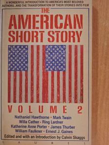 Ernest J. Gaines - The American Short Story 2. (töredék) [antikvár]