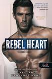 Vi Keeland, Penelope Ward - Rebel Heart - Lázadó szív (Rush 2.)