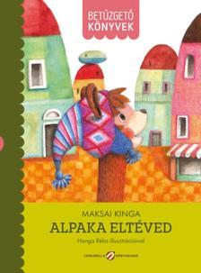 Maksai Kinga - Alpaka eltéved - Betűzgető könyvek