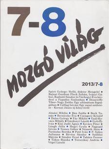 P. Szűcs Julianna - Mozgó világ 7-8 2013/7-8 [antikvár]