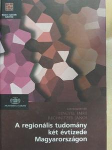Baranyi Béla - A regionális tudomány két évtizede Magyarországon [antikvár]