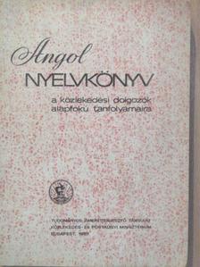 Fülei-Szántó Endre - Angol nyelvkönyv [antikvár]