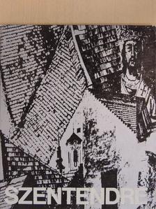Vujicsics D. Sztoján - Szentendre  [antikvár]