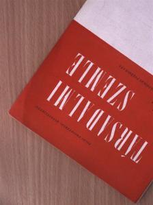 Antonio Gramsci - Társadalmi Szemle 1958. február [antikvár]