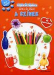 Lépésrõl lépésre matricás könyv - A színek3-4 éveseknek - 60 matricával