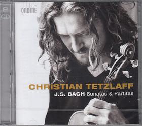 Bach - SONATAS&PARTITAS,2 CD