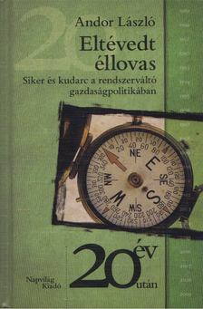 Andor László - Eltévedt éllovas [antikvár]