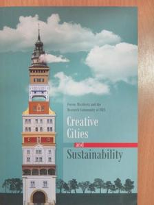 Angret Simms - Creative Cities and Sustainability [antikvár]
