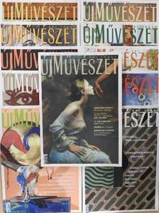 Béresi Csilla - Új Művészet 2002. (nem teljes évfolyam) [antikvár]