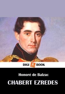 HONORÉ DE BALZCA - Chabert ezredes [eKönyv: epub, mobi]