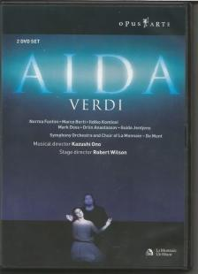 Verdi - AIDA DVD KAZUSHI ONO/R. WILSON
