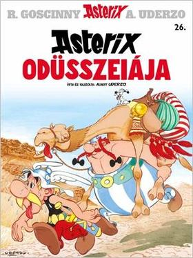 Asterix Odüsszeiája - Asterix 26.
