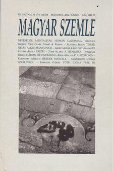 Kodolányi Gyula - Magyar Szemle 2002. június [antikvár]