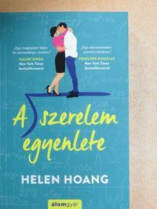 Helen Hoang - A szerelem egyenlete [antikvár]