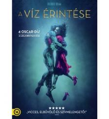 Guillermo del Toro - A VÍZ ÉRINTÉSE DVD
