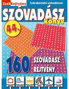 CSOSCH KIADÓ - ZsebRejtvény SZÓVADÁSZ Könyv 44.