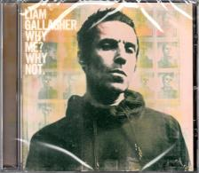 LIAM GALLAGHER - WHY ME? WHY NOT. CD LIAM GALLAGHER