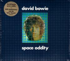 David Bowie - SPACE ODDITY CD DAVID BOWIE - 50TH ANNIVERSARY MIX BY TONY VISCONTI